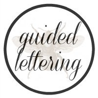 Guided Lettering
