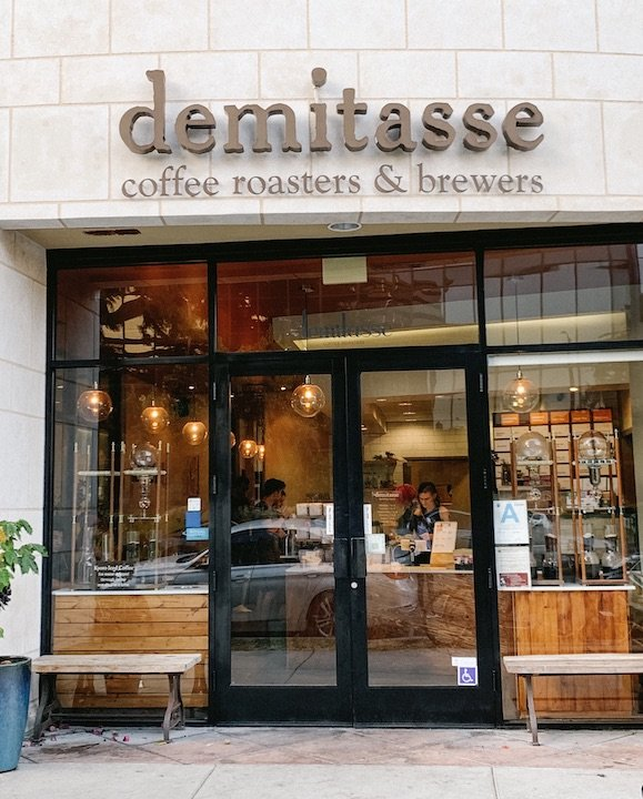 Demitasse Coffee Santa Monica