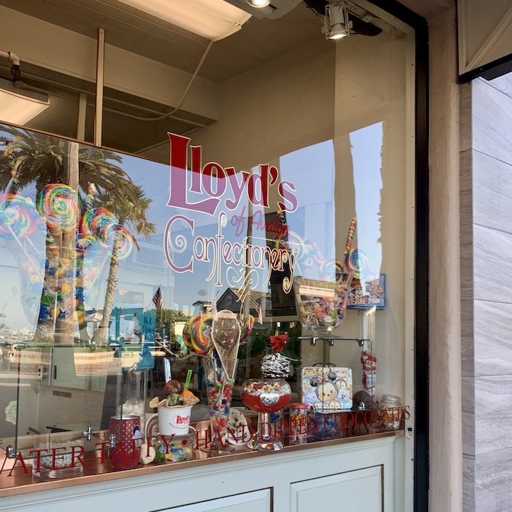 Lloyd's Catalina Island Candy Store