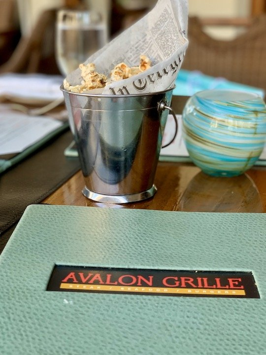 Avalon Grille Catalina Island