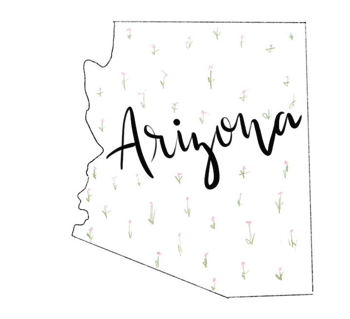 Arizona Free Printable