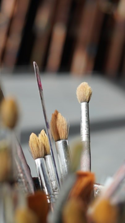 Painting Your Way Into Retirement