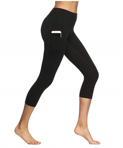 Yoga Pants with Pocket-Handmade CEO
