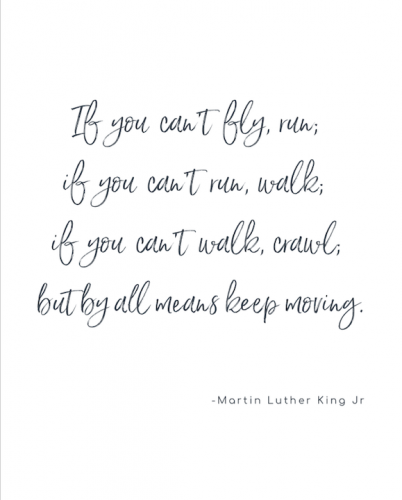 Martin Luther King Jr Free Printable